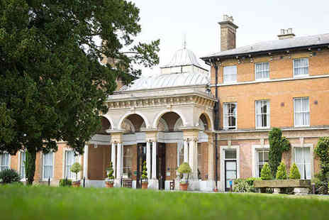 Oatlands Park Hotel - One Night Stay for Two  - Save 55%