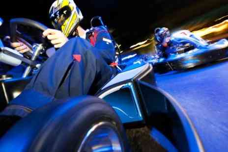 M4 Karting - Go Karting 30 Laps For One  - Save 57%