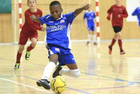 Futsal Focus Academy - One Day Football Training Holiday Camp  - Save 50%