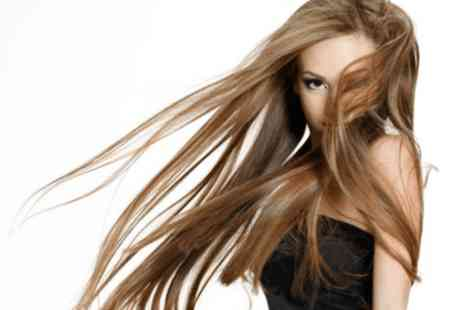The Hair Clinic UK - 18 Inch AAA grade micro ring hair extensions - Save 0%