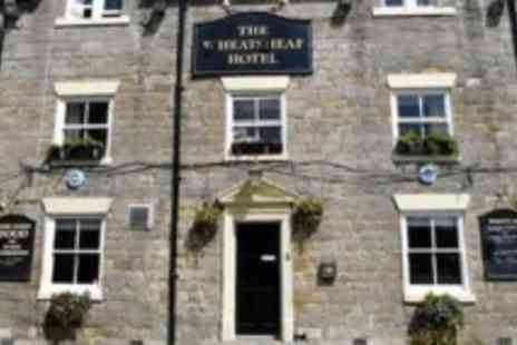 The Wheatsheaf Hotel - Two night Tyne Valley stay for Two  - Save 0%