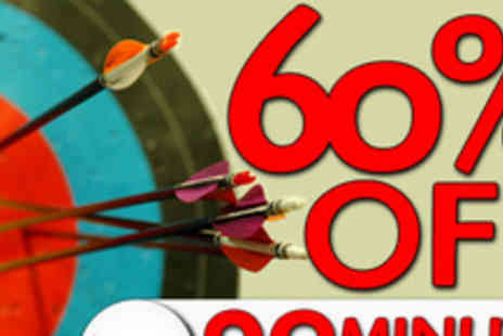 Innercity Sports Coaching - An Archery Class - Save 60%