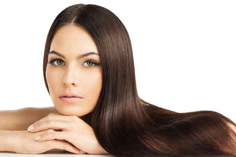 Beauty Box - Pampering Hair Wash, Cut, and Blow Dry or Brazilian Blow Dry - Save 62%