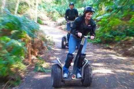 Segkind - Segway rally experience for One person with Segkind choose from 9 locations - Save 62%