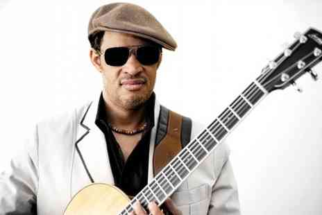 AGMP - One Ticket to Raul Midon Live - Save 36%