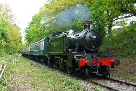 Epping Ongar Railway - Heritage Transport Experience Family Ticket  - Save 51%