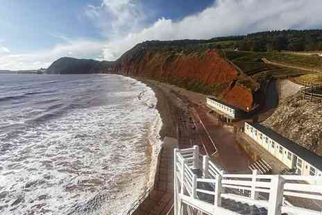 Sidmouth Harbour Hotel - A picturesque B&B stay on Devonshires celebrated coastline - Save 30%