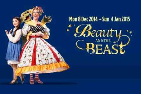 The Camberley Theatre - Ticket  to Beauty and the Beast Pantomime  - Save 47%
