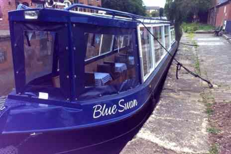 Burscough Boat Trading - Christmas Canal Cruise With Afternoon Tea and Mulled Wine  - Save 59%