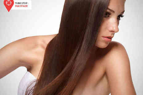 22 Maddox Street Hair and Beauty - Haircut, Conditioning Treatment, and Blow Dry - Save 54%