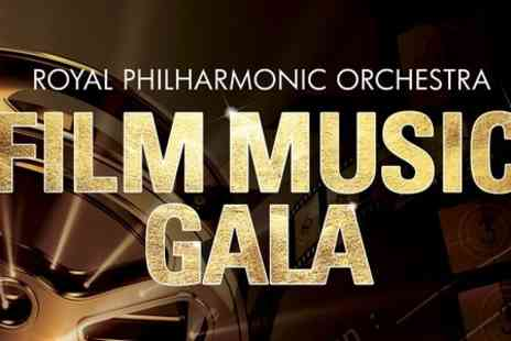 Royal Philharmonic Orchestra - Ticket to Royal Philharmonic Orchestra Film Music Gala - Save 30%