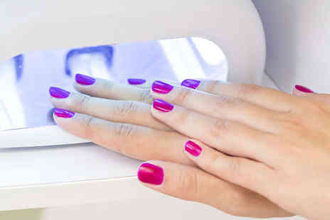 Nails in the City - Gel Polish Manicure - Save 52%