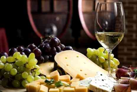 The Wrens Hotel - Wine Tasting With Cheese Platter - Save 53%