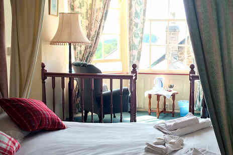The Ilchester Arms Hotel - Two night stay for Two including breakfast, cream tea and late check out - Save 48%