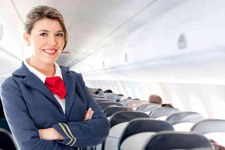 Cabin Crew Recruitment - One day intensive cabin crew training course  - Save 71%