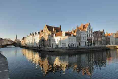 Anderson Tours -  Day Tour at Bruges With Return Luxury Coach and Cross Channel Ferry  - Save 0%