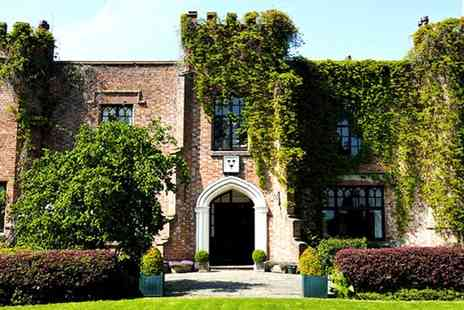 Crabwall Manor Hotel and Spa - Spa Day including two Treatments - Save 58%