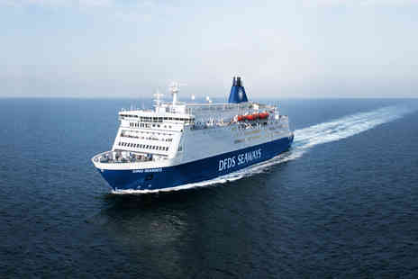 DFDS Seaways - Two Night stay at Mini Cruise for Two with £10 on Board Spend Voucher - Save 50%