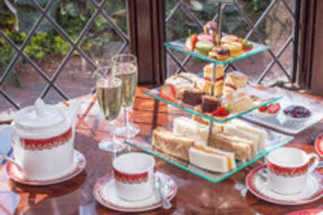 Nailcote Hall Hotel - Champagne Afternoon Tea for Two - Save 50%