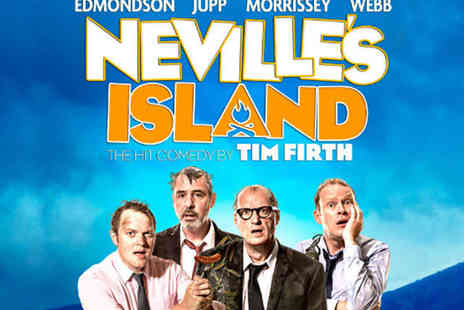 Duke of York's Theatre - Band C or Band A Ticket to Nevilles Island  - Save 46%