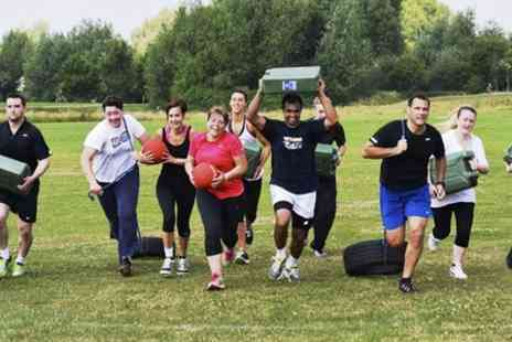 Regiment Fitness - Five Sessions of  Boot Camp - Save 85%