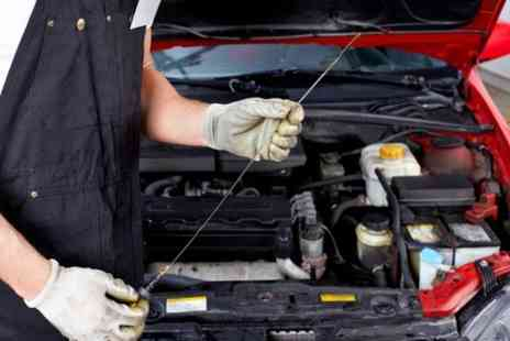 GALAXY AUTO CENTRE - 19 Point Winter Inspection With Oil Change  - Save 69%