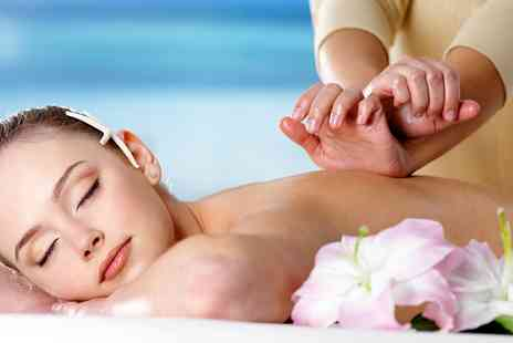 The Escape -   Spa Day including Three  Treatments - Save 0%