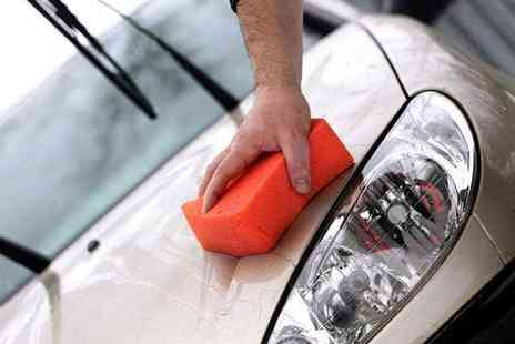 Kwik Valet Solutions - Scratch repair, paint touch up and polish - Save 28%
