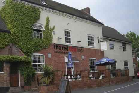 The Red Lion Inn - Two Nights stay For Two  - Save 51%