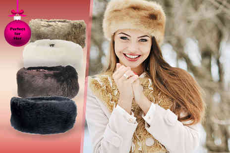 Suga Rush Love - Faux fur headband  - Save 76%
