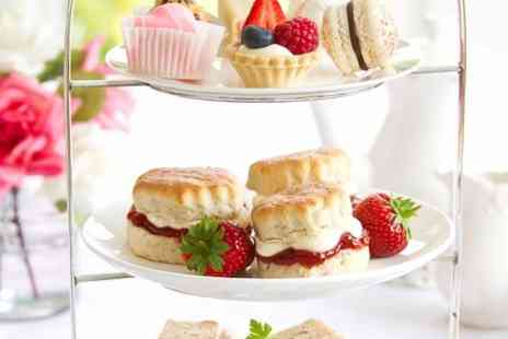 Hilton Croydon Hotel -  Afternoon Tea For Two - Save 0%