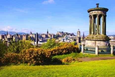 Britannia Hotel Edinburgh - One Night stay For Two With Breakfast  - Save 0%