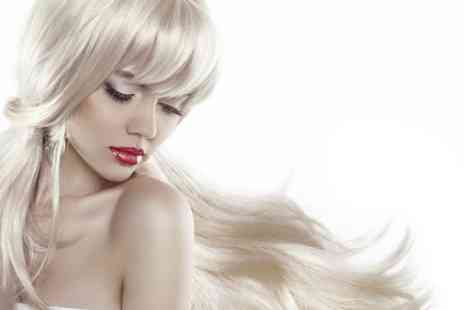 Graduate Salon - Cut and Finish With Half Head Foils - Save 53%
