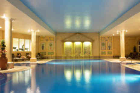 Sketchley Grange Hotel and Spa - Countryside Spa Break for Two in Rural Leicestershire - Save 52%