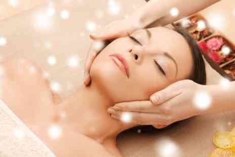 Dyenamix Hair & Beauty - 90 minute Christmas massage and facial pamper package  - Save 0%