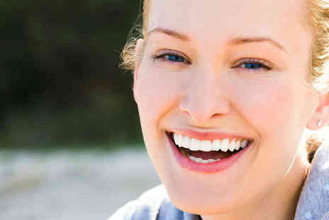 Bright White Smiles - One Hour Laser Teeth Whitening Treatment - Save 60%