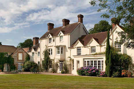 Esseborne Manor - One Night Hampshire Getaway for Two with a Seven Course Tasting Menu and Daily Breakfast - Save 51%