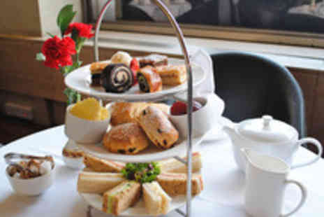 Danubius Hotel Regents Park - Luxurious Regents Park Afternoon Tea with Mulled Wine for Two - Save 58%