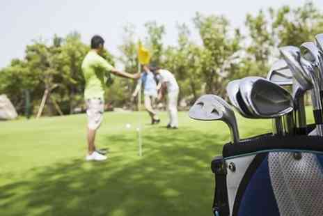 Hunter Knight Golf Coaching - PGA Pro Lessons - Save 51%