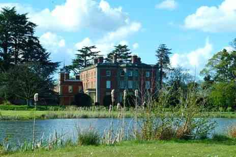Netley Hall - Two Night Stay For Two With Chocolates - Save 0%