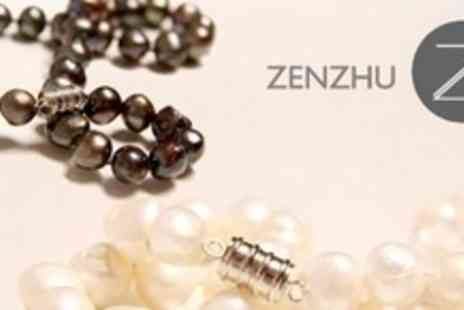 Zenzhu - One Pearl Necklaces - Save 72%