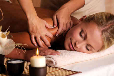 Shapers Sunderland - 30 Minute Aromatherapy Massage - Save 50%