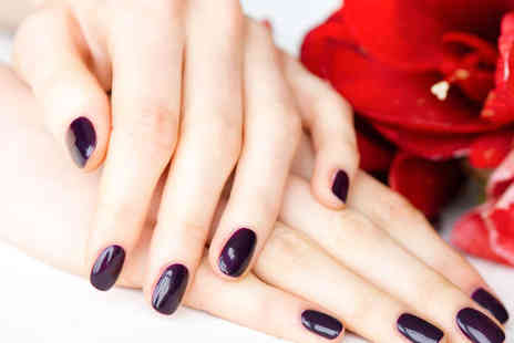 Nice Nails Baby - Shellac Manicure - Save 50%
