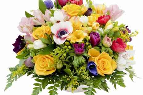 Barnsley Florist - £30 to Spend on Flowers  - Save 50%