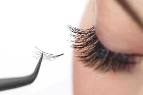 Versage Health And Beauty - Eyelash Extensions - Save 64%