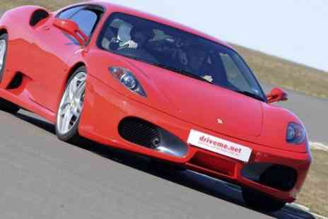 Performance driving centre Anglesey - Supercar Driving Experience - Save 58%