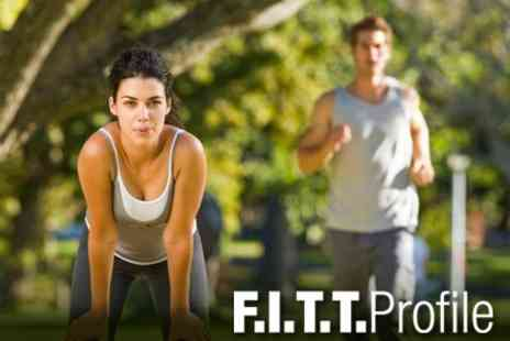 F.I.T.T Profile Personal Training - Ten Boot Camp Fitness Sessions Plus 30 Day Pass to Online Personal Training Website - Save 82%
