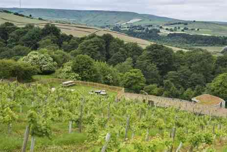 Holmfirth Vineyard - Vineyard Tour With Brunch, Lunch or Afternoon Tea For Two - Save 50%