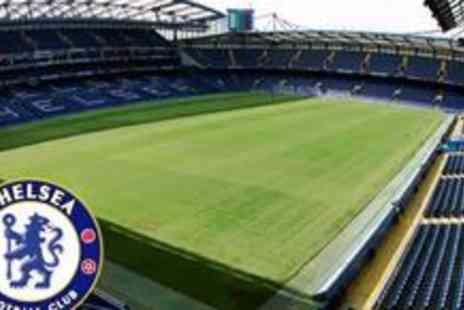 Chelsea FC - Tour of the Chelsea Football Club Stadium with full access to the museum tour for two - Save 50%