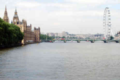 London Party Boats - Afternoon Tea on the Thames - Save 29%